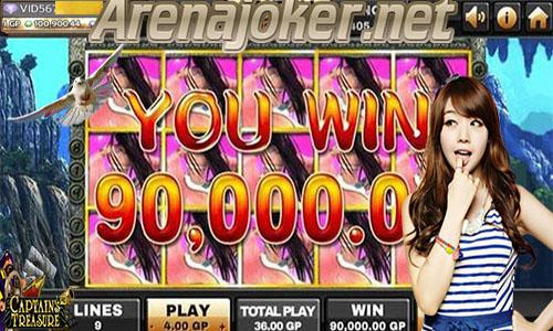 Ulasan Permainan Slot Joker 123 Jenis Game Banyak